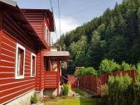 Ubytování v chatě Paperule Horní Maršo - ubytování Horní Maršov