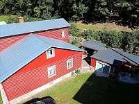 Ubytování v chatě Paperule v Horním Maršově - pronájem