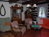 Obývací místnost 1