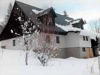 ubytování Ski areál Harrachov - Amálka Apartmán na horách - Paseky nad Jizerou