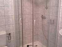 koupelna - apartmán k pronajmutí Paseky nad Jizerou