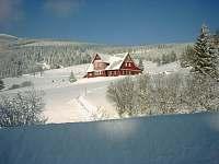 Chata k pronajmutí - zimní dovolená Horní Malá Úpa