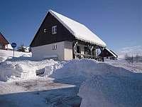 ubytování Skiareál Vrchlabí - Kněžický vrch ve vile na horách - Černý dů - Čistá v Krkonoších