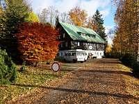 ubytování Lyžařské středisko Desná - Černá Říčka na chatě k pronajmutí - Harrachov