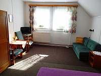 pokoj v patře - Harrachov