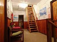 schody do pokroví - Harrachov