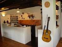 kuchyňský kout - chalupa ubytování Paseky nad Jizerou