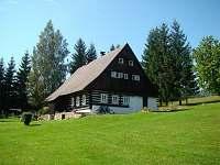 Léto v Pasekách nad Jizerou - chalupa ubytování Paseky nad Jizerou
