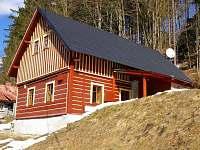 ubytování Skiareál Šachty Vysoké nad Jizerou na chalupě k pronajmutí - Poniklá