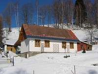 Chalupa k pronájmu - zimní dovolená Hořejší Vrchlabí