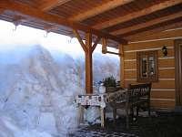 kde jsou ty sněhy - chalupa k pronájmu Hořejší Vrchlabí