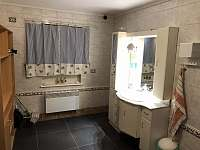 Koupelna+ WC - Jablonec nad Jizerou