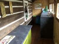 kuchyně - pronájem chalupy Jablonec nad Jizerou