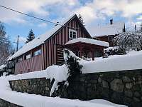 Zima 2021 - Jablonec nad Jizerou