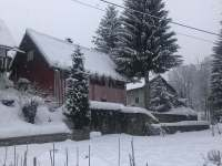 Zima - Jablonec nad Jizerou