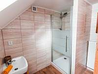 Dolní koupelna - chalupa k pronajmutí Harrachov