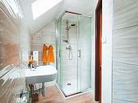 koupelna horní - Harrachov