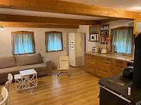 Kuchyň s obývákem - Stárkov - Bystré