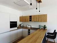 Kuchyň ap.B - Černý Důl