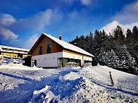 ubytování Skiareál Vrchlabí - Kněžický vrch v apartmánu na horách - Černý Důl