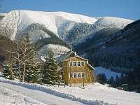 ubytování Špindlerův Mlýn v penzionu na horách