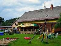 Chalupa k pronájmu - dovolená  Lázně Bělohrad - rybník Pardoubek rekreace Prosečné
