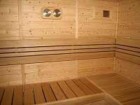 Sněženka - sauna