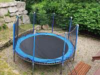 Trampolina 460cm