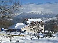 Apartmán na horách - okolí Vrchlabí