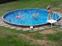 Bazén Chalupa u Beranů Harrachov