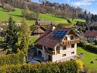Petříkovice ubytování 15 lidí  pronajmutí