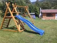 dětské hřiště - Horní Maršov