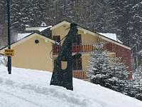 ubytování Ski areál Dolní Dvůr - Luisino údolí Apartmán na horách - Pec pod Sněžkou