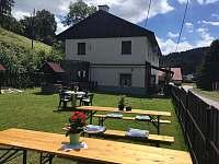 ubytování Horní Lánov v penzionu na horách