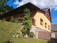 Apartmán na horách - okolí Bratrouchova