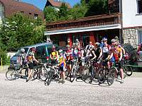 Vhodné pro cyklisty - pronájem chalupy Špindlerův Mlýn - Bedřichov