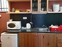 Kuchyňka - chata k pronájmu Harrachov