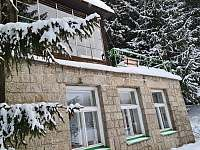 Prázdninový dům zima