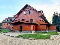 ubytování Skiareál Černá hora - Jánské Lázně v apartmánu na horách - Janské Lázně