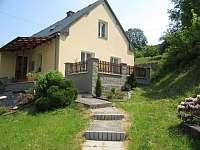 Chalupa ubytování v obci Hejtmánkovice
