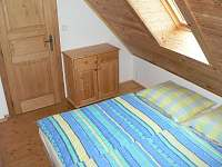 Pokojík v podkroví - Radvanice - Slavětín