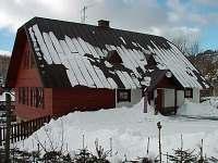 chata zpředu