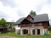 Chata k pronájmu - zimní dovolená Černý Důl