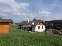 Nově postavený rekr. objekt u lesa - chalupa - 14 Mostek