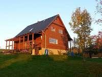 Roubenka Na Končinách - chalupa ubytování Jesenný - 2