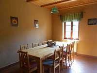 Restaurace - apartmán k pronajmutí Semily - Nouzov
