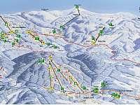 Skiresort Černá hora - Pec - Čistá v Krkonoších