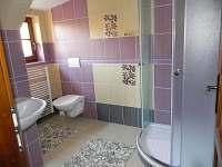 koupelna 1 - chalupa k pronájmu Benecko