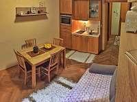 POKOJ S KUCHYŇSKOU LINKOU - apartmán k pronájmu Pec pod Sněžkou
