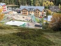 Relax park 10 min chůzí od apartmánu - Pec pod Sněžkou